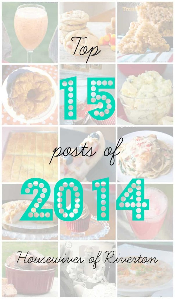 Top 15 Housewives of Riverton Posts of 2014