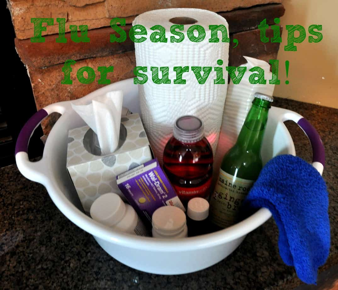 Flu Season, The Housewives survived. Tips for you!