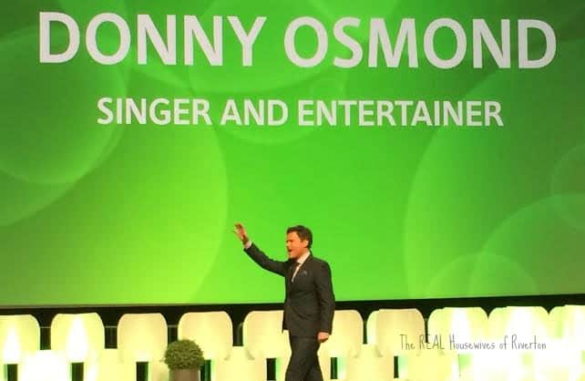 Donny Osmond RootsTech2015