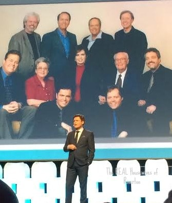 Donny Osmond Family RootsTech 2015