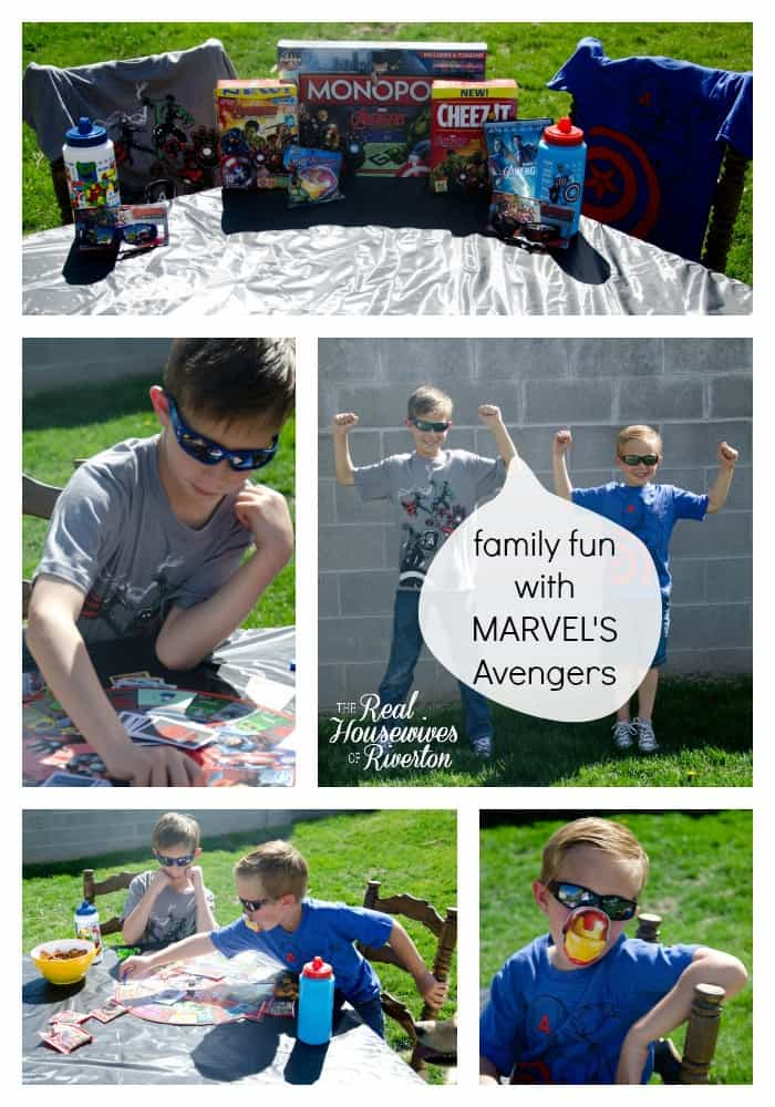 Family Fun with MARVEL's Avengers