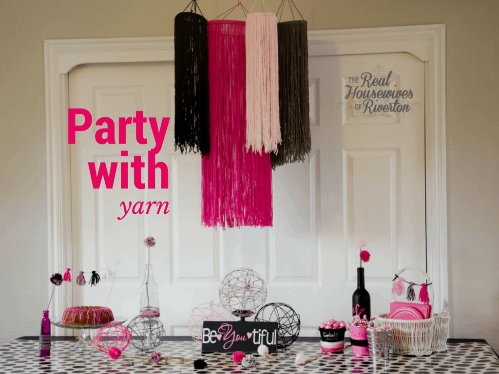 Party with Yarn!