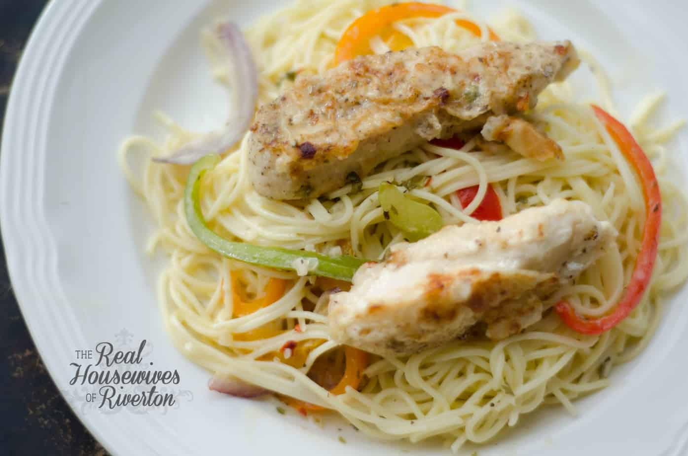 chicken scampi housewivesofrivertoncom - Olive Garden Chicken Scampi Recipe
