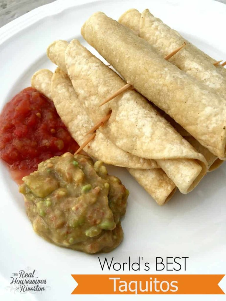 World's Best Taquitos – hands down!!!