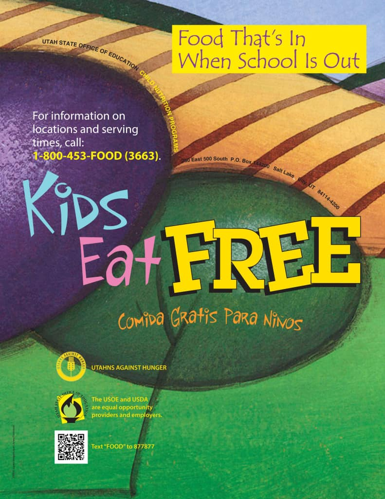 Summer Food Service Program for Kids in Need