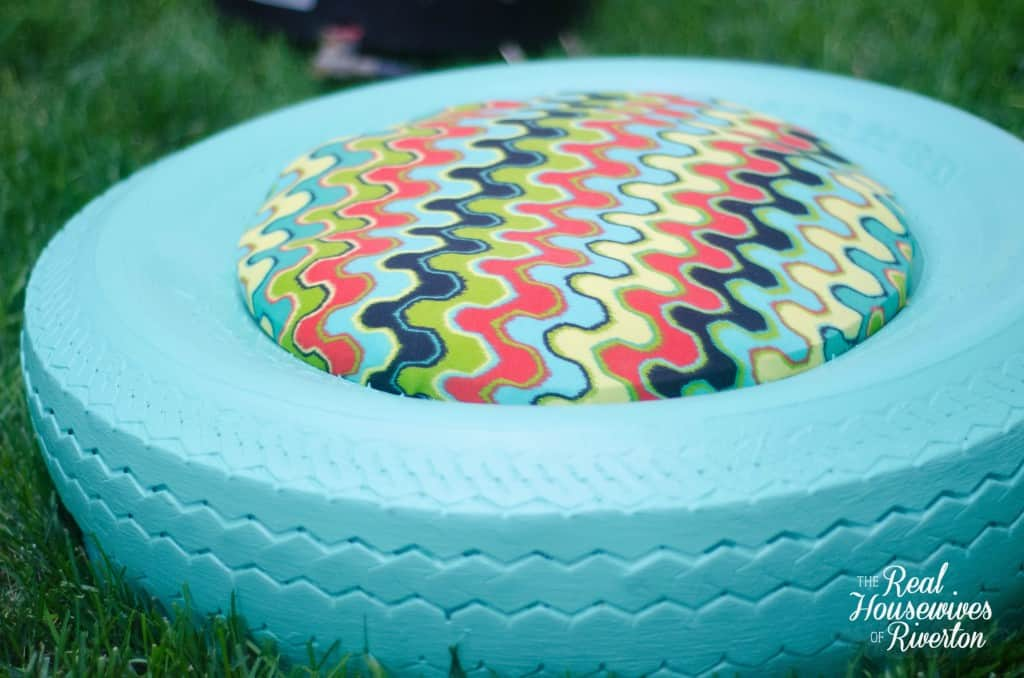 blue tire pouff - housewivesofriverton.com