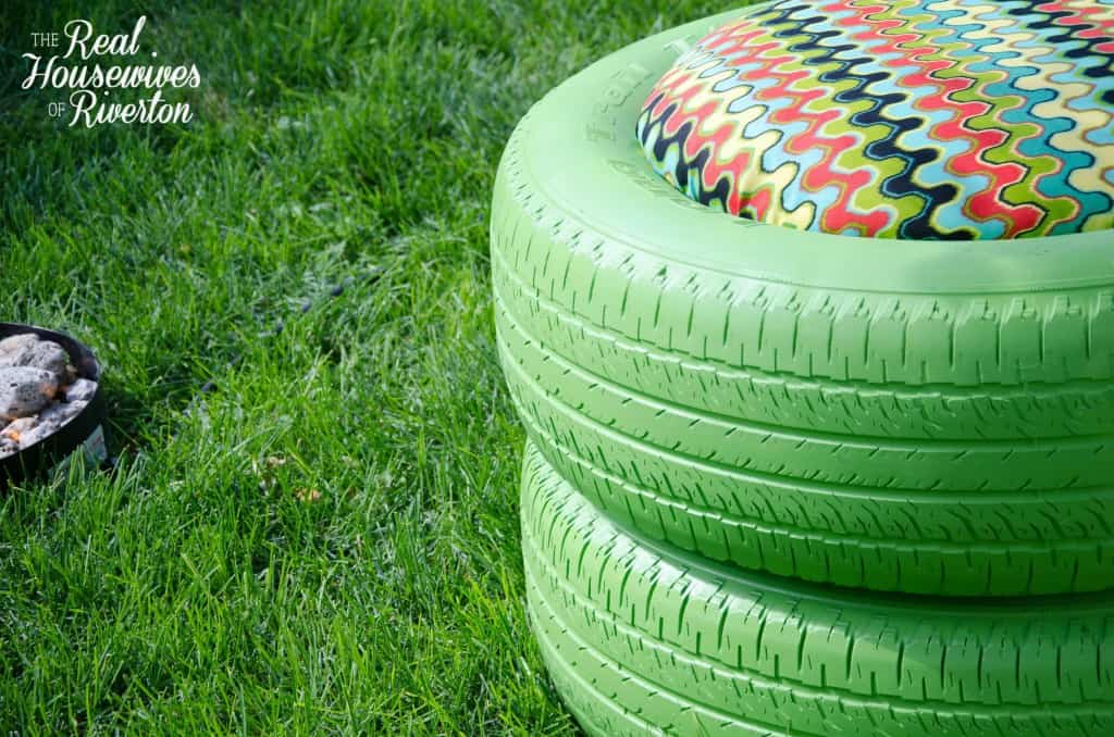 Tire Pouff - housewivesofriverton.com