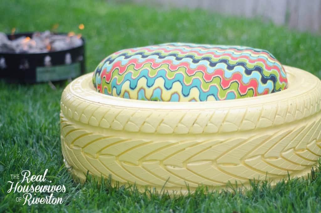 yellow tire pouff - housewivesofriverton.com
