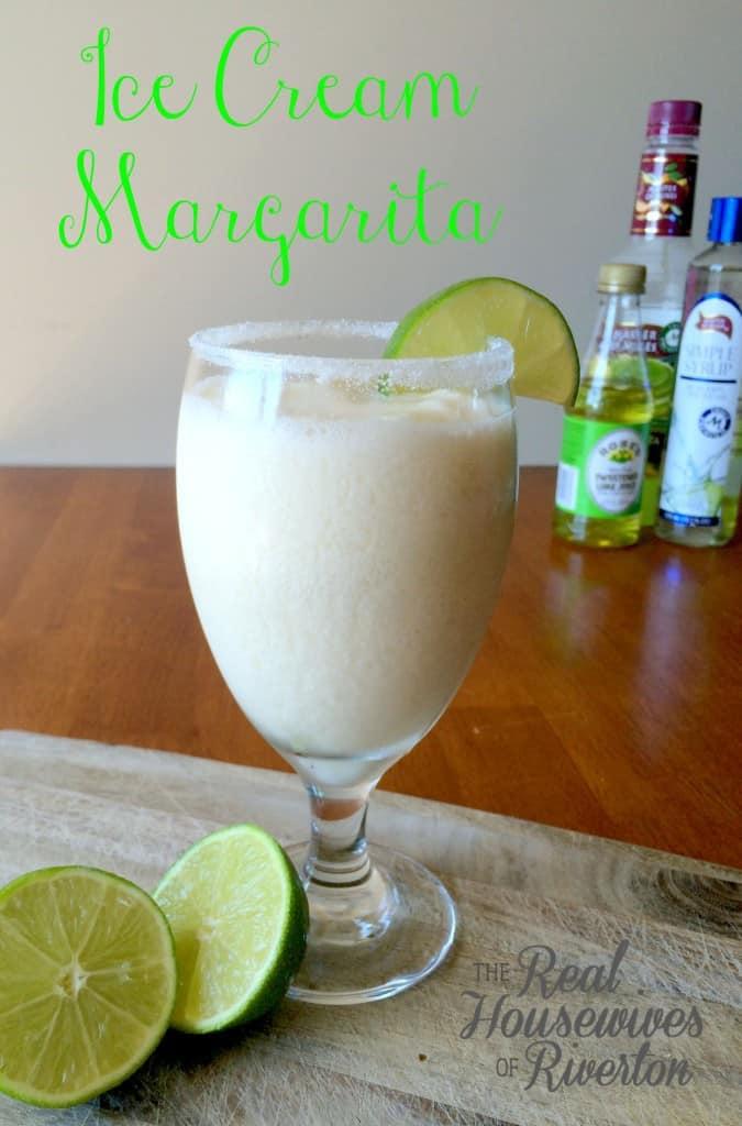 Ice Cream Margarita
