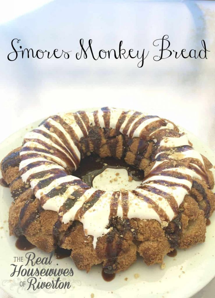 S'mores Monkey Bread | www.housewivesofriverton.com