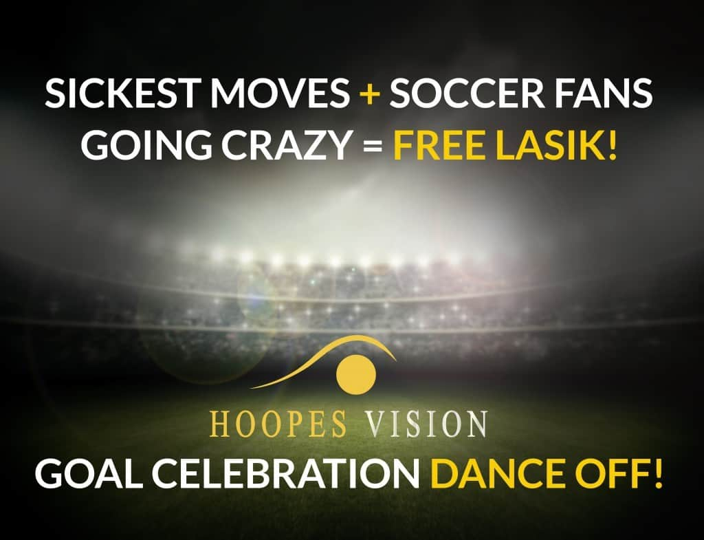 Win Free Lasik with Hoopes Vision!