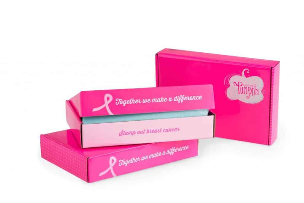 Stamp Out Breast Cancer with Stampin' UP!