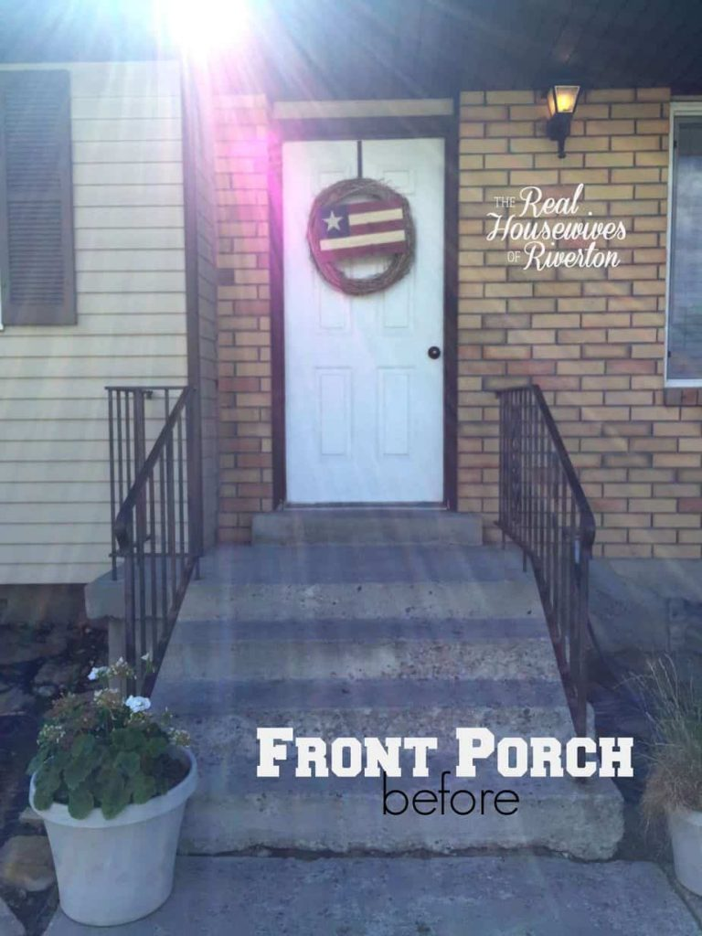 fall front porch - housewivesofriverton