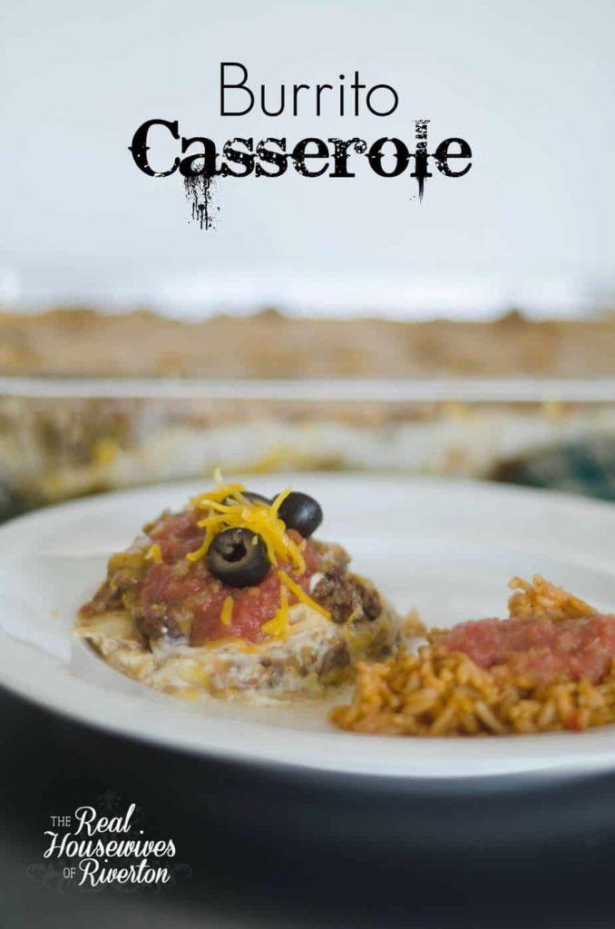 burrito casserole recipe - housewivesofriverton.com