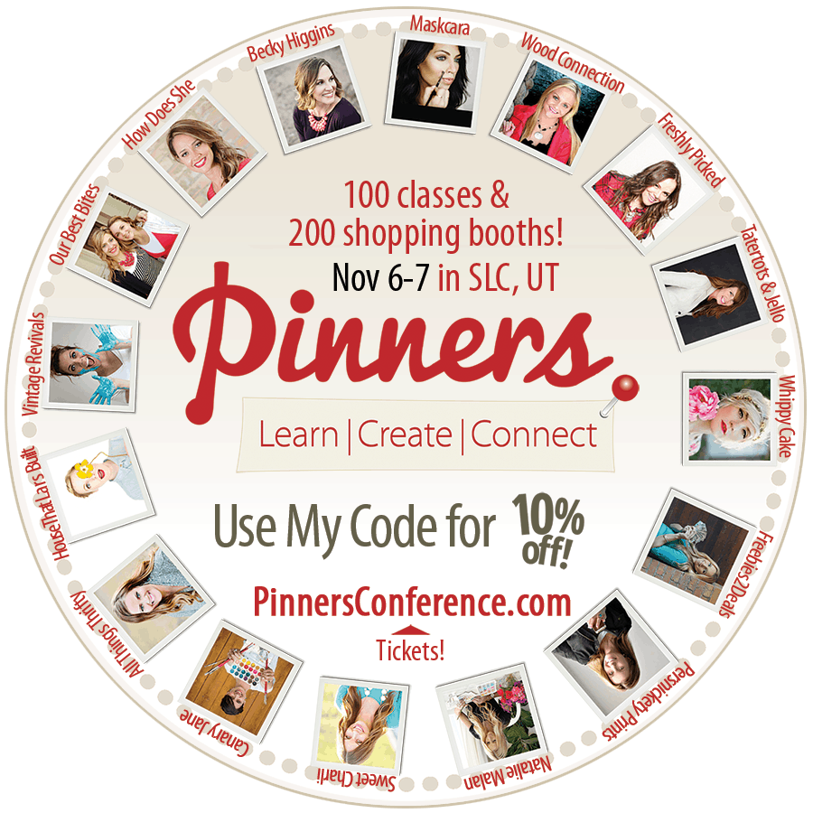 Pinners Conference Nov 6-7 2015 Discount Promo Code | www.housewivesofriverton.com