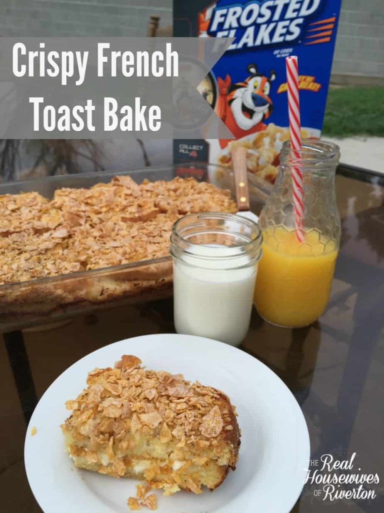 Crispy French Toast Bake – Recipe
