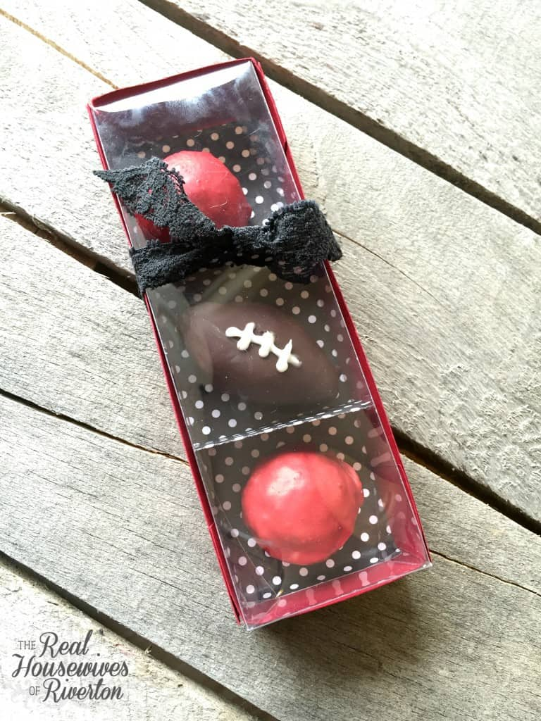 Football oreo cookie balls - housewivesofriverton.com