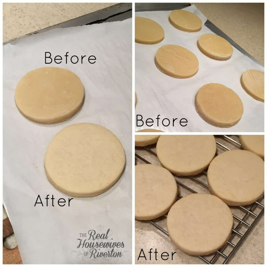 Shortbread cookie recipe with splenda