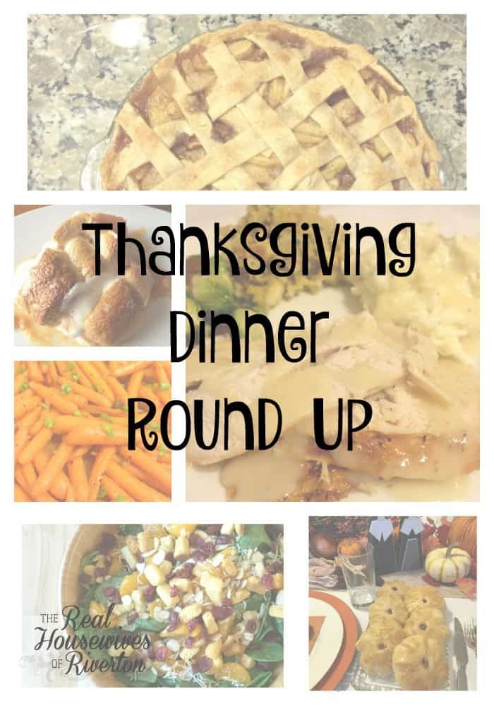 Thanksgiving Dinner Round Up