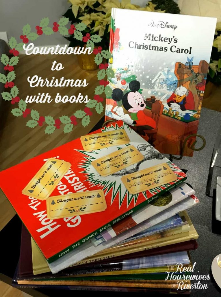 Countdown to Christmas with Books - housewivesofriverton.com