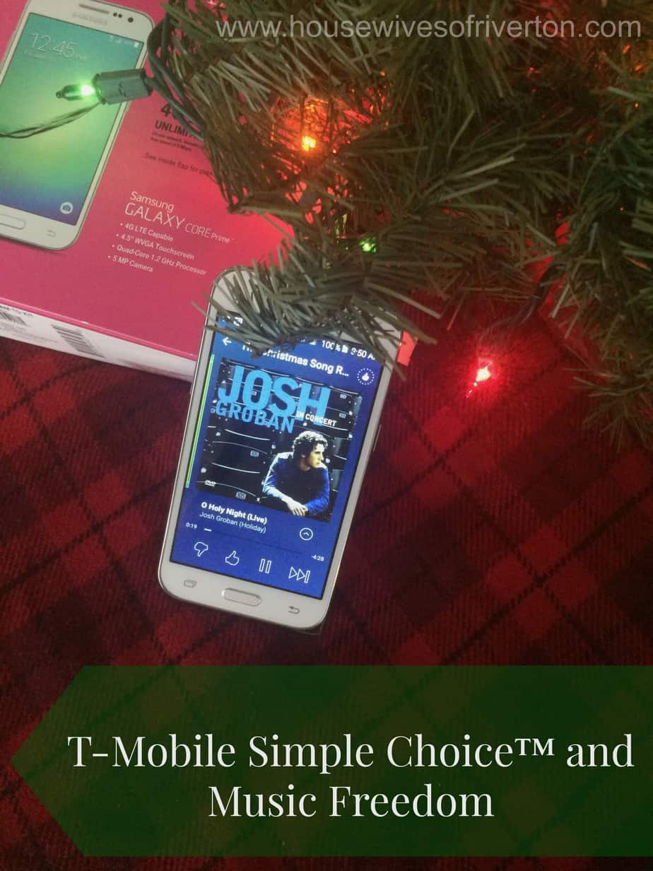 T-Mobile's Simple Choice™ and Music Freedom