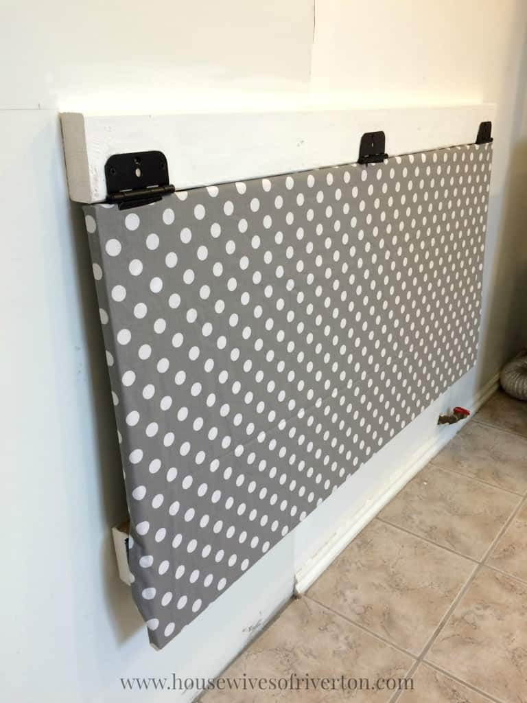 Fold Away Folding Table For Laundry Room