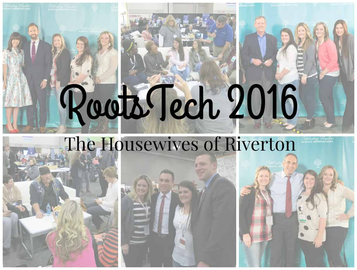 RootsTech 2016 Wrap Up
