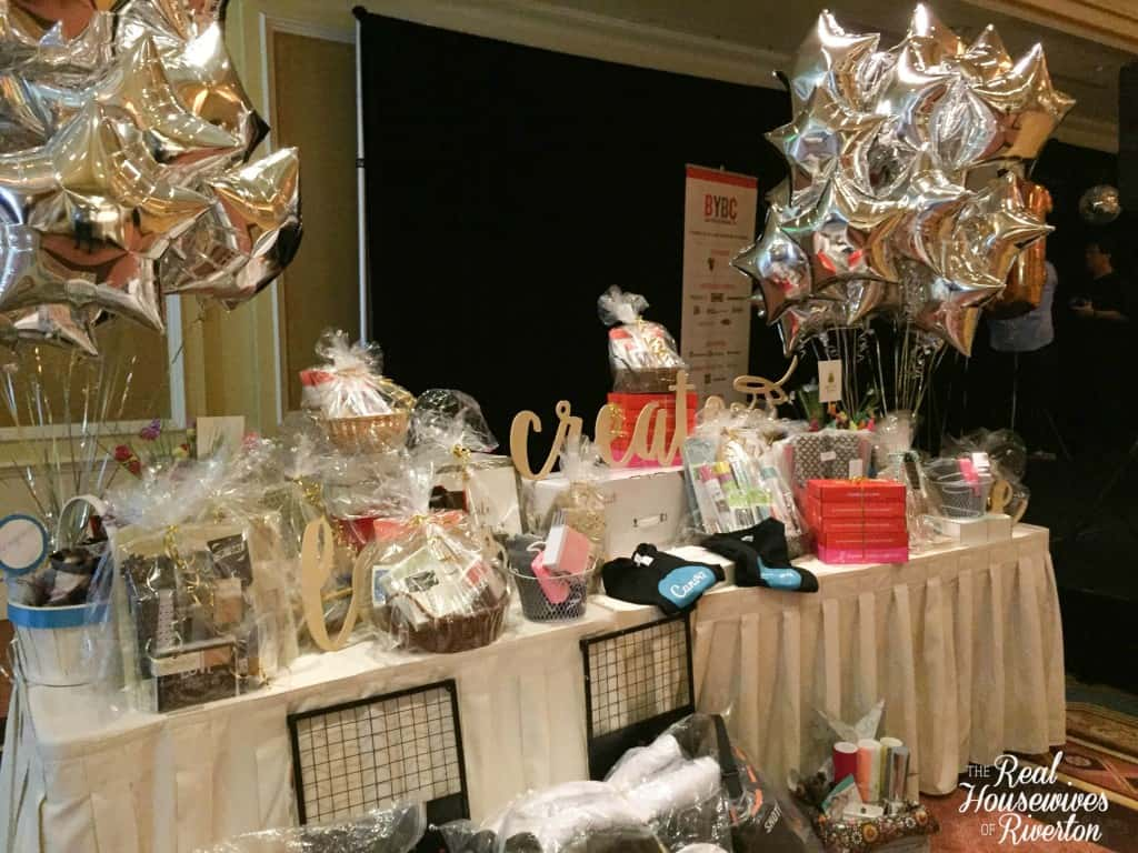 The After Party Prize Table - HousewivesofRiverton.com