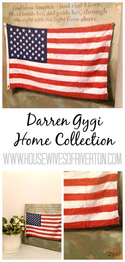 Darren Gygi Home Collection and Giveaway!