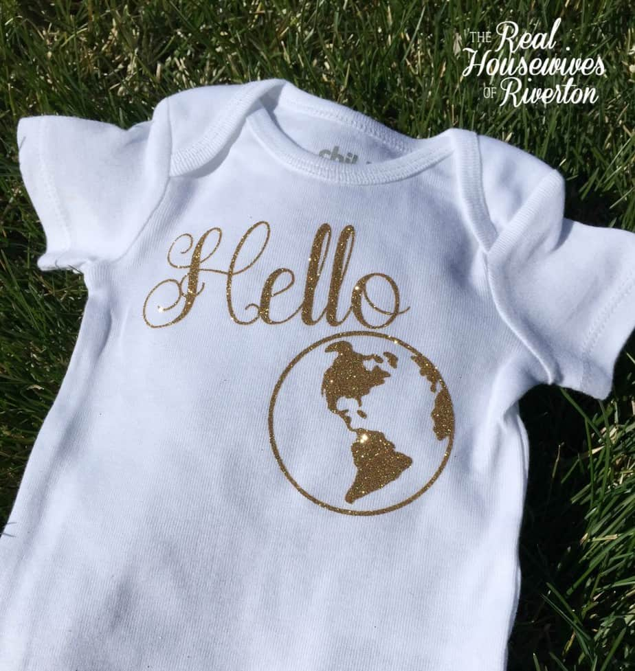 Hello World Onsie - housewivesofriverton.com