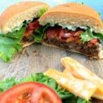Bacon Ranch Burgers