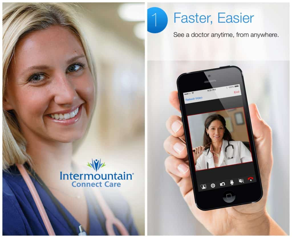 Intermountain Healthcare – My Connect Care
