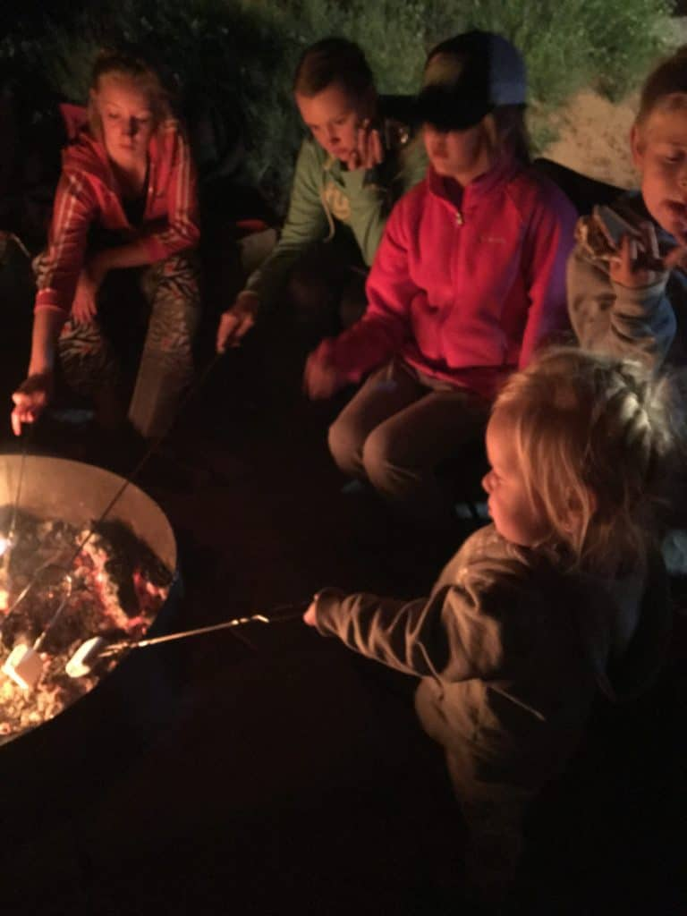 Lies your kids tell you while camping | www.housewivesofriverton.com