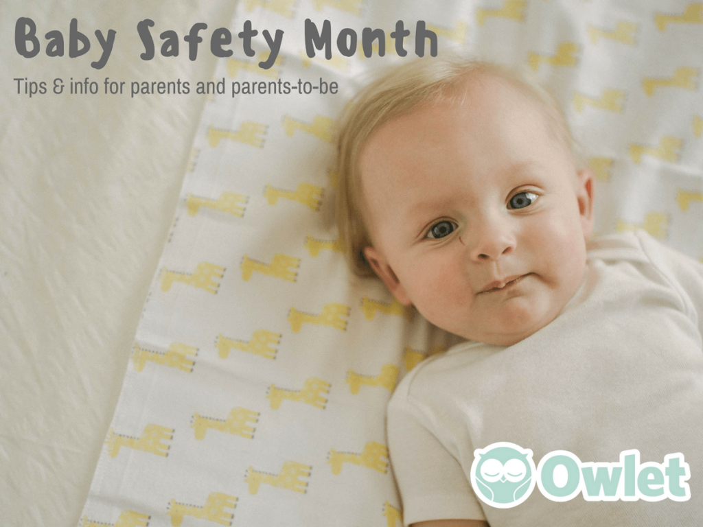 Baby Safety Month - HousewivesofRiverton.com
