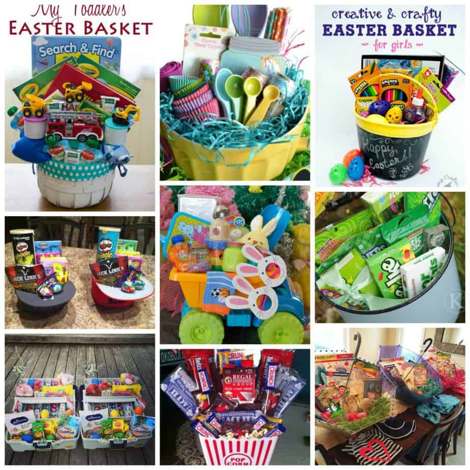 Creative easter basket ideas for babies to teens housewives of creative easter basket ideas for babies to teens negle Images