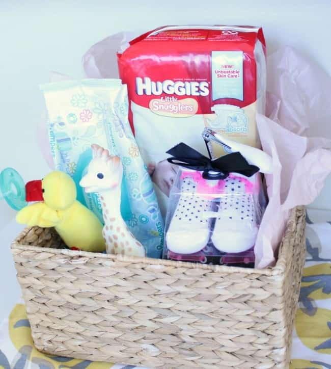 Creative easter basket ideas for babies to teens housewives of babies loved to be read to so i love all the different books momspotted used in this basket for her baby negle Image collections