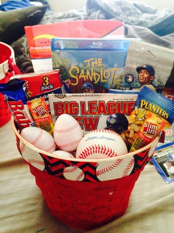Creative Easter Basket Ideas For Babies To Teens