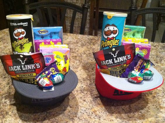 Creative easter basket ideas for babies to teens creative easter basket ideas for babies to teens negle Image collections