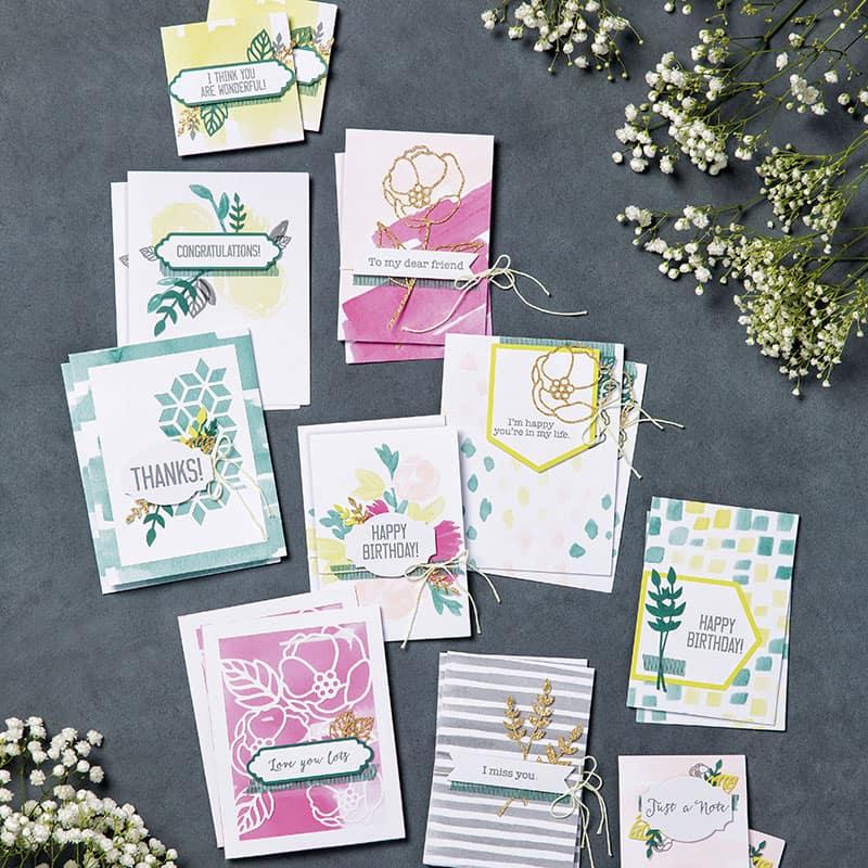 Soft Sayings Card Making kit - housewivesofriverton.com