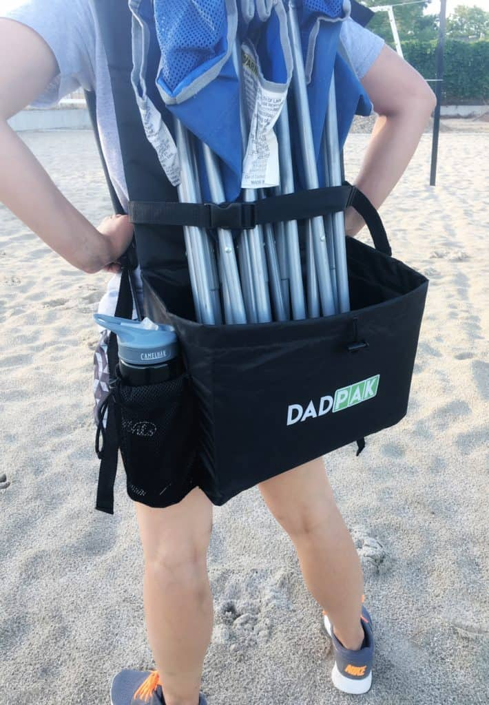Make your summer and sports life easier with DadPak!