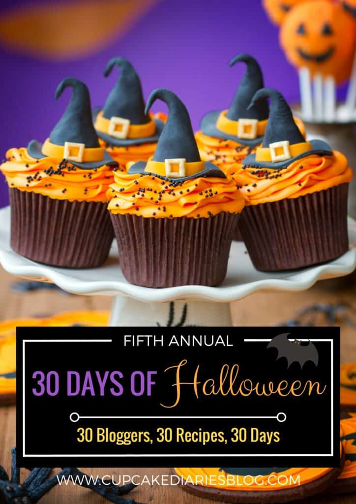30 Days of Halloween Blog Hop 2017