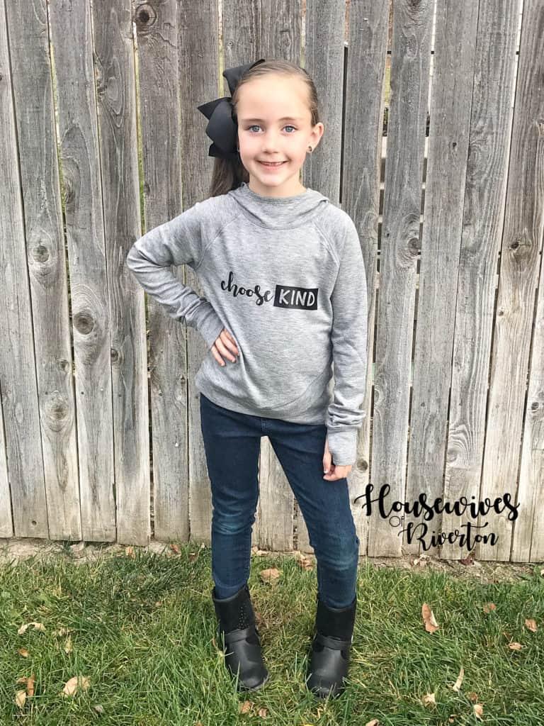 Wonder Inspired Choose Kind Shirt - housewivesofriverton.com