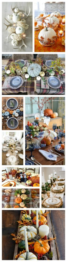 Thanksgiving Table Decor - housewivesofriverton.com