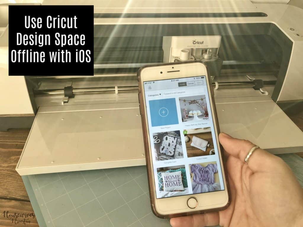 Use Cricut Design Space offline - housewivesofriverton.com