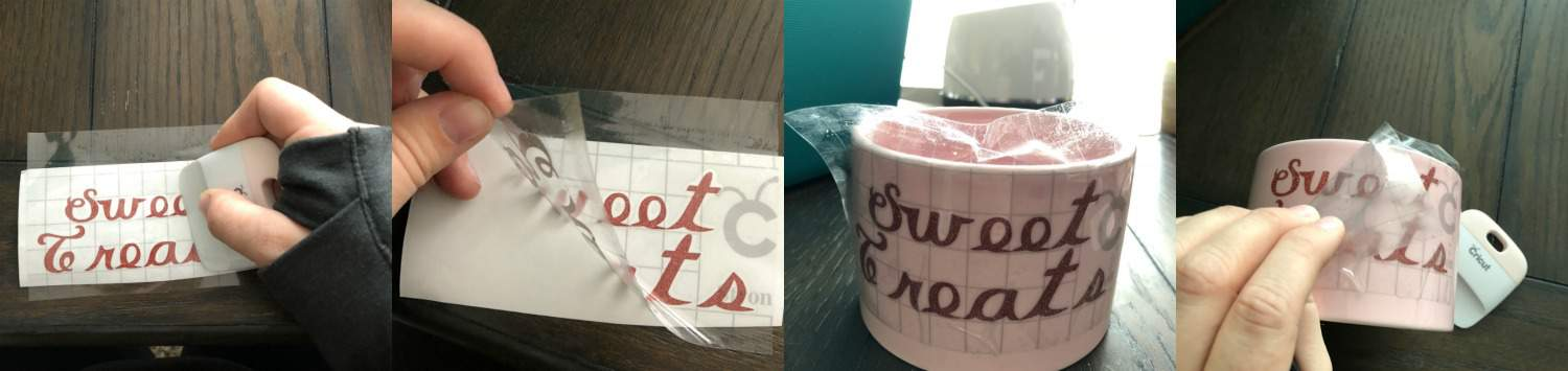 If you're looking for a cute and inexpensive Valentine present, make this adorable Valentine Candy Canister! | www.housewivesofriverton.com