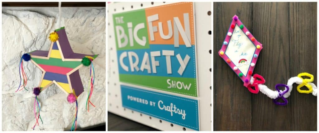 The Big Fun Crafty Show with Universal Kids | www.housewivesofriverton.com