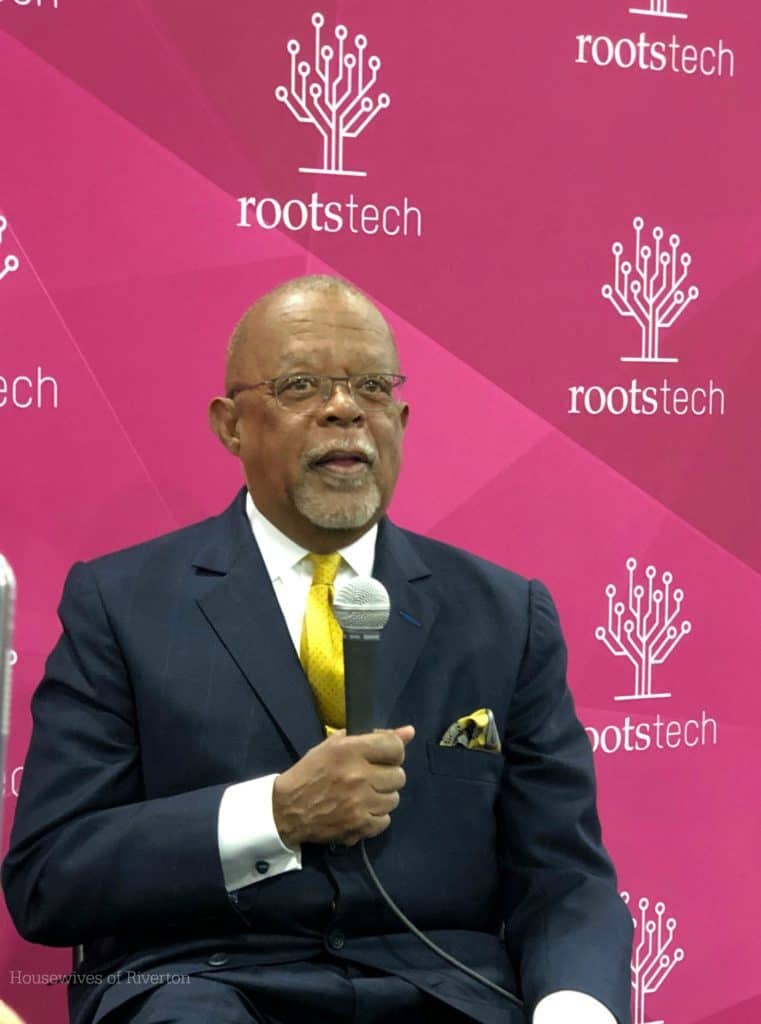 Henry Louis Gates, Jr. at RootsTech 2018 | www.housewivesofriverton.com