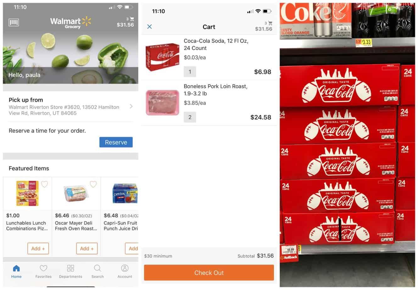 Walmart Grocery Pick Up Coca Cola Pulled Pork Sliders | www.housewivesofriverton.com