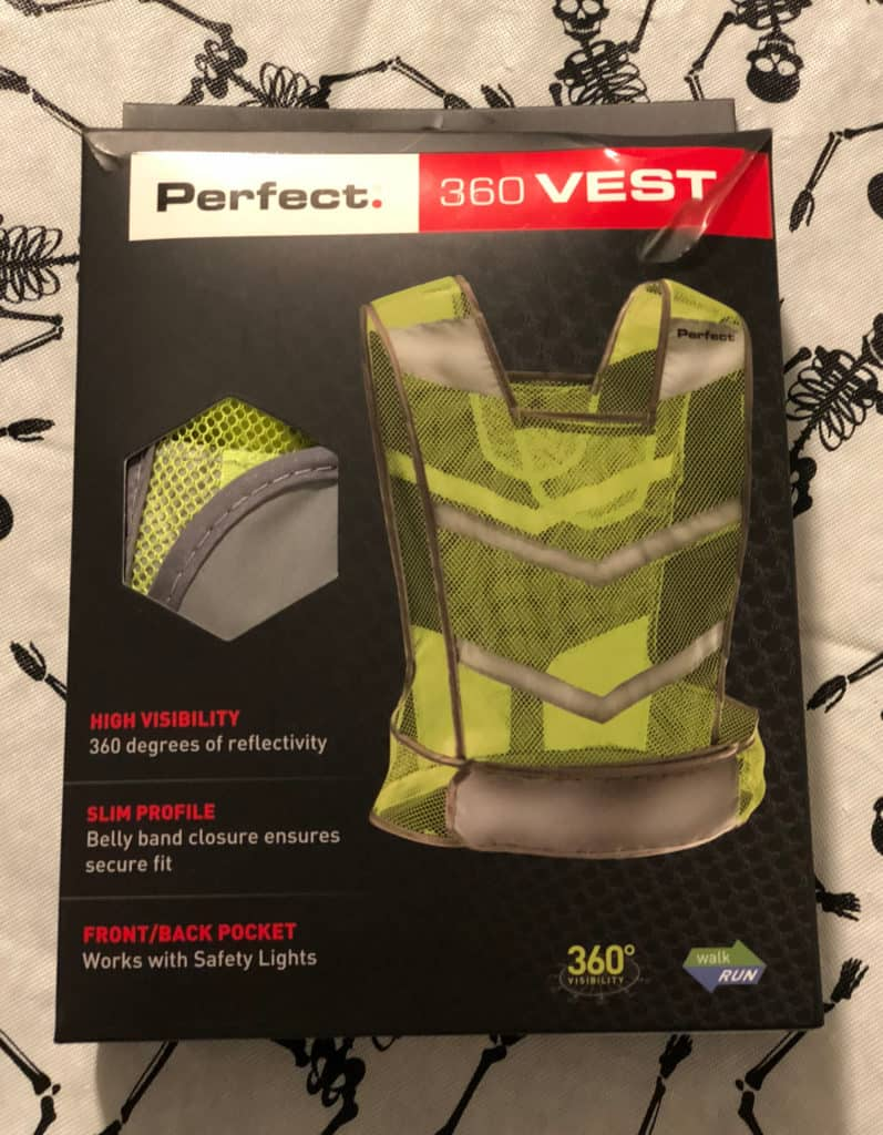 Reflective Safety Vest Halloween Safety Tips | www.housewivesofriverton.com