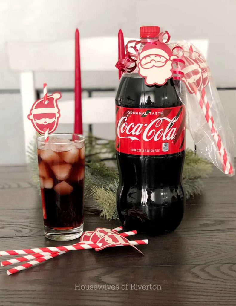 Gift Giving with Coca-Cola®